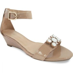 lindsay-phillips-mitzi-nude-patent-low-wedge