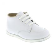 Footmates - Seraph - White Lace-up Walking Shoe