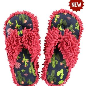 lazy-one-cactus-spa-slippers