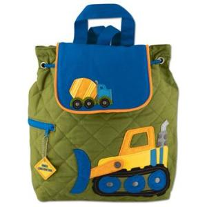 stephen-joseph-construction-quilted-backpack