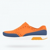 Native Lennox Block - Child - Sunset Orange/Shell White