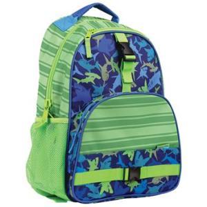 stephen-joseph-shark-all-over-print-backpack