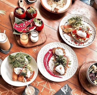 THE BEST CAFES IN CANGGU - by The Asia Collective
