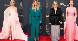 Emmy Awards 2021 red carpet: Best and worst dressed
