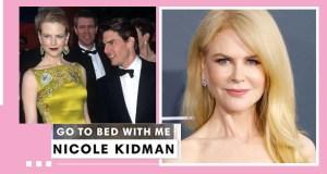 Nicole Kidman on Tom Cruise, I offered it up