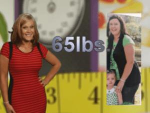 Jackie Lost 65 Lbs - Aspen Clinic Slidell