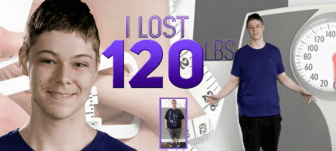 I lost 120 lbs