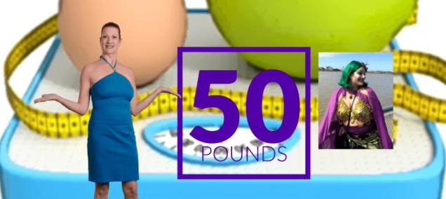 I lost 50 lbs