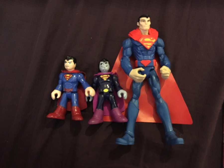 Miscellaneous Superman Figures