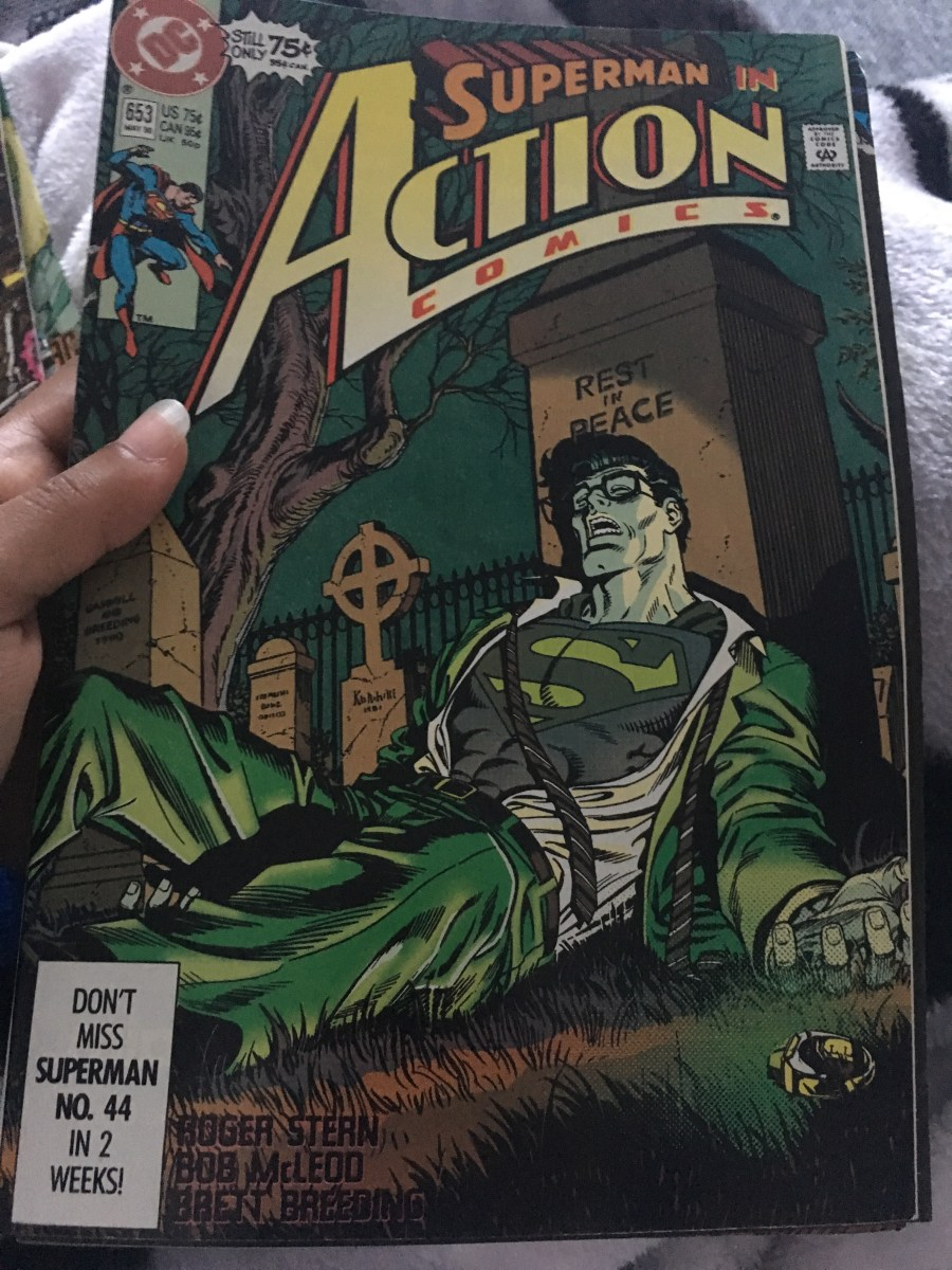 Action Comics, Vol 1 - Issue 653