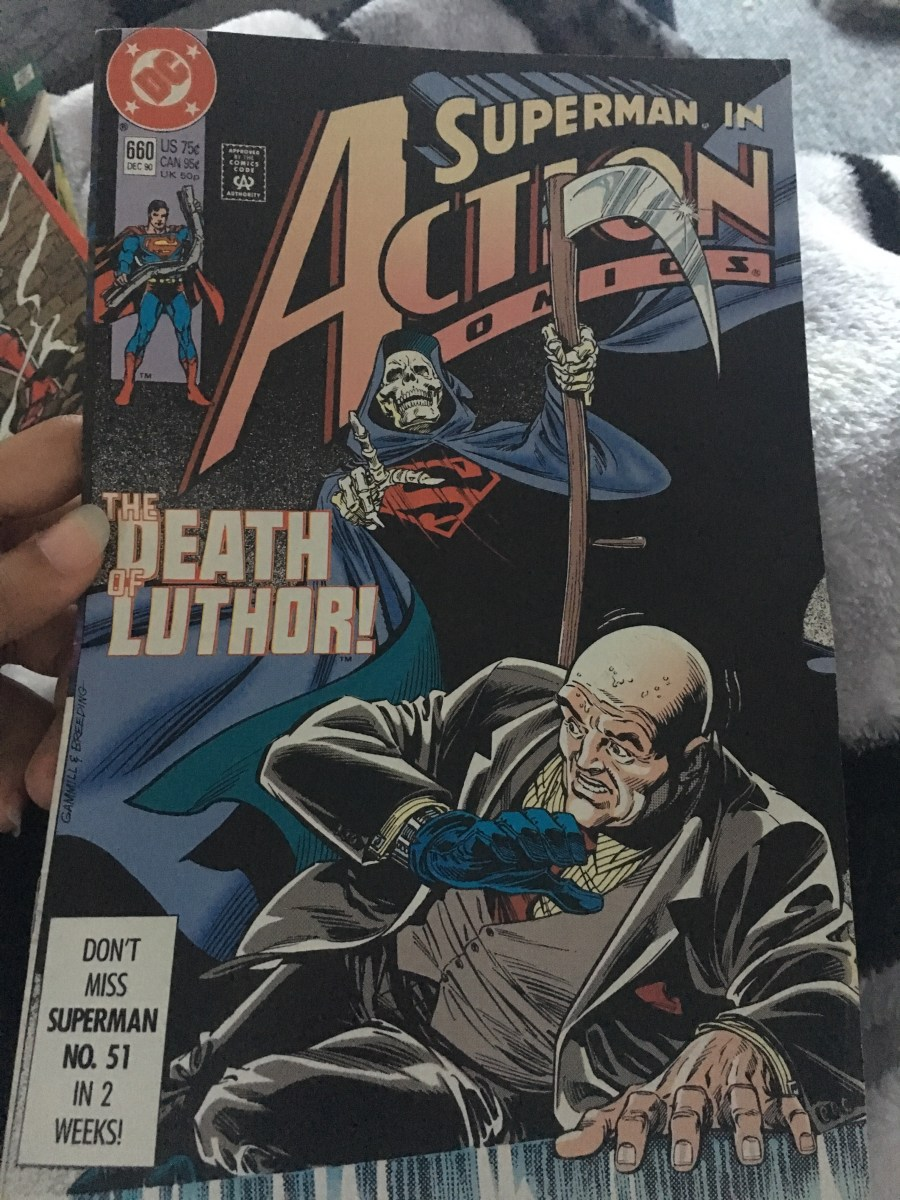 Action Comics, Vol 1- Issue 660