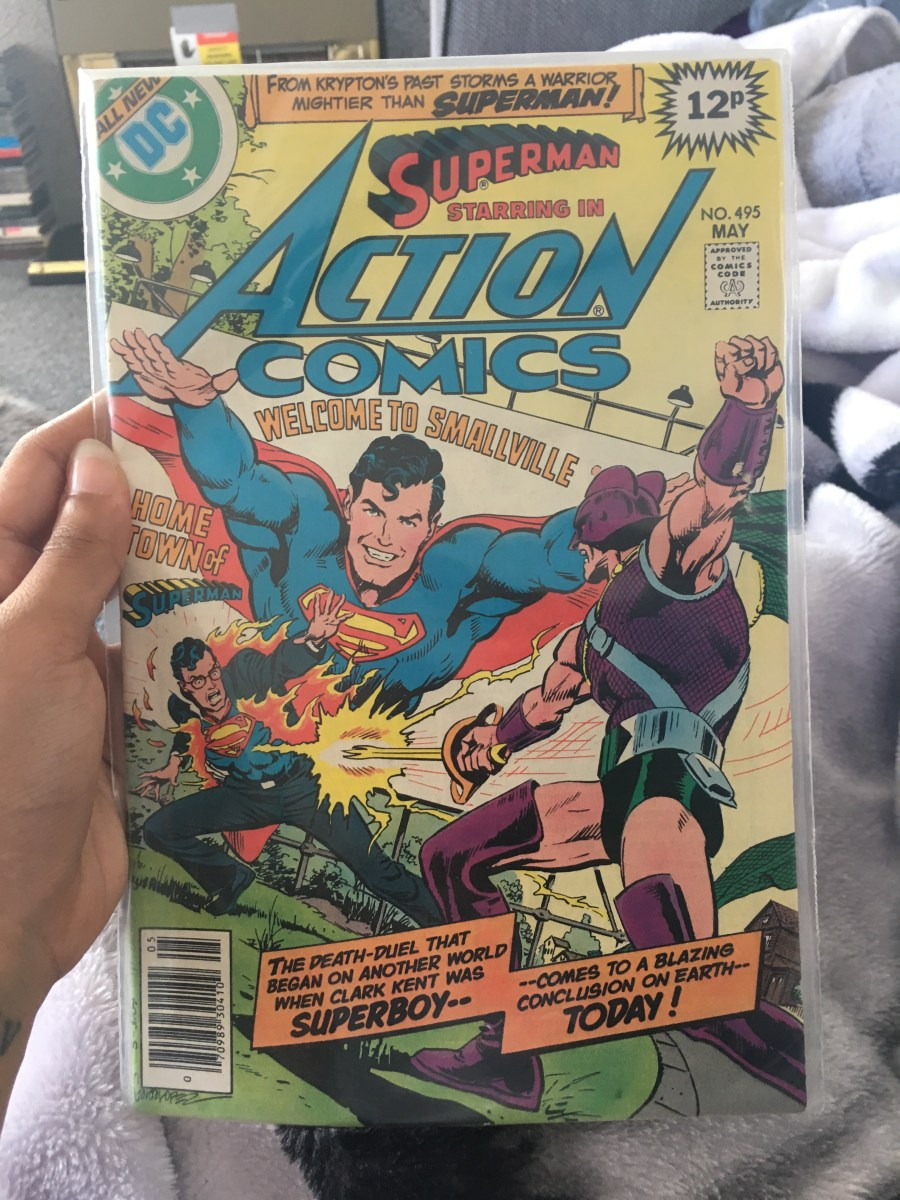 Action Comics, Vol 1 - Issue 495