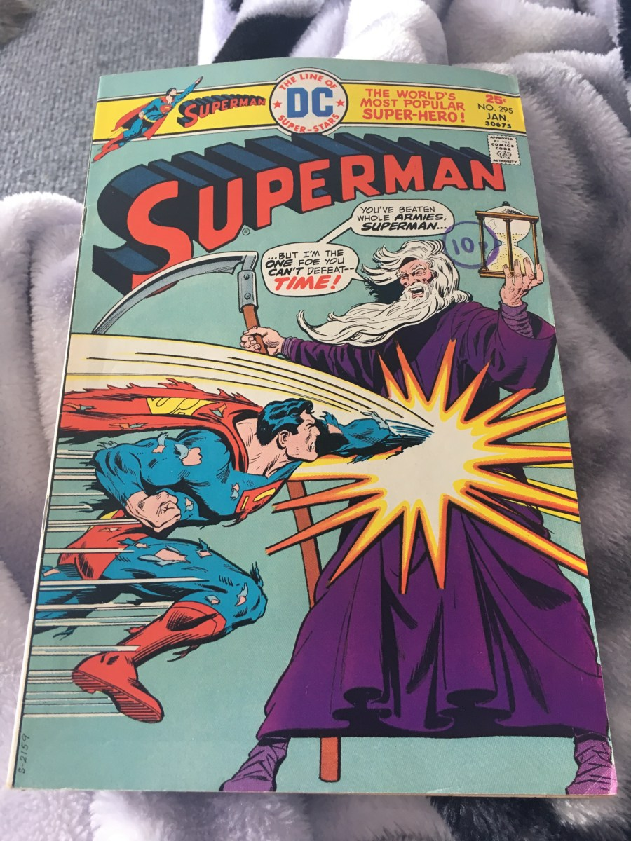 Superman Vol 1 Comic - Issue 295