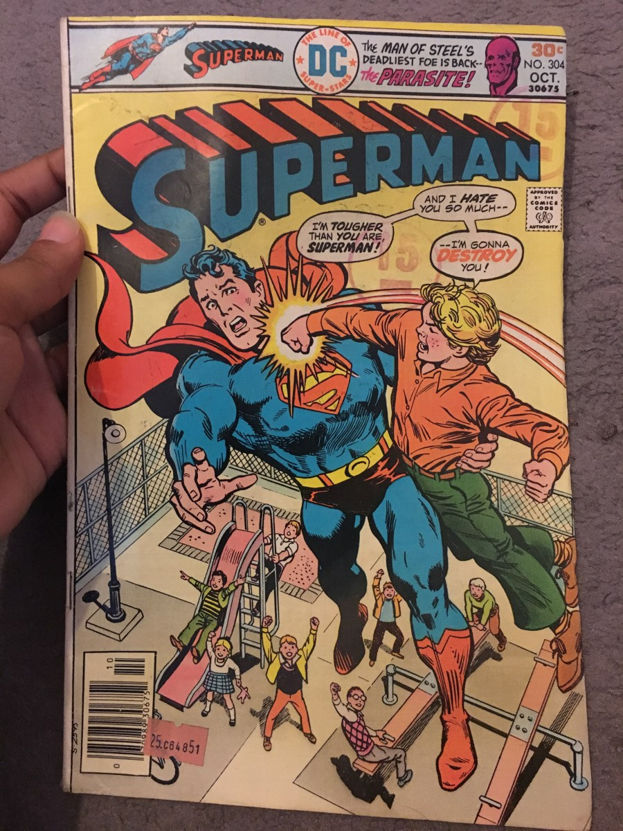 Superman Vol 1 Comic - Issue 304