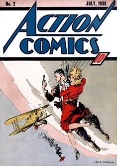 Action Comics Issue 2
