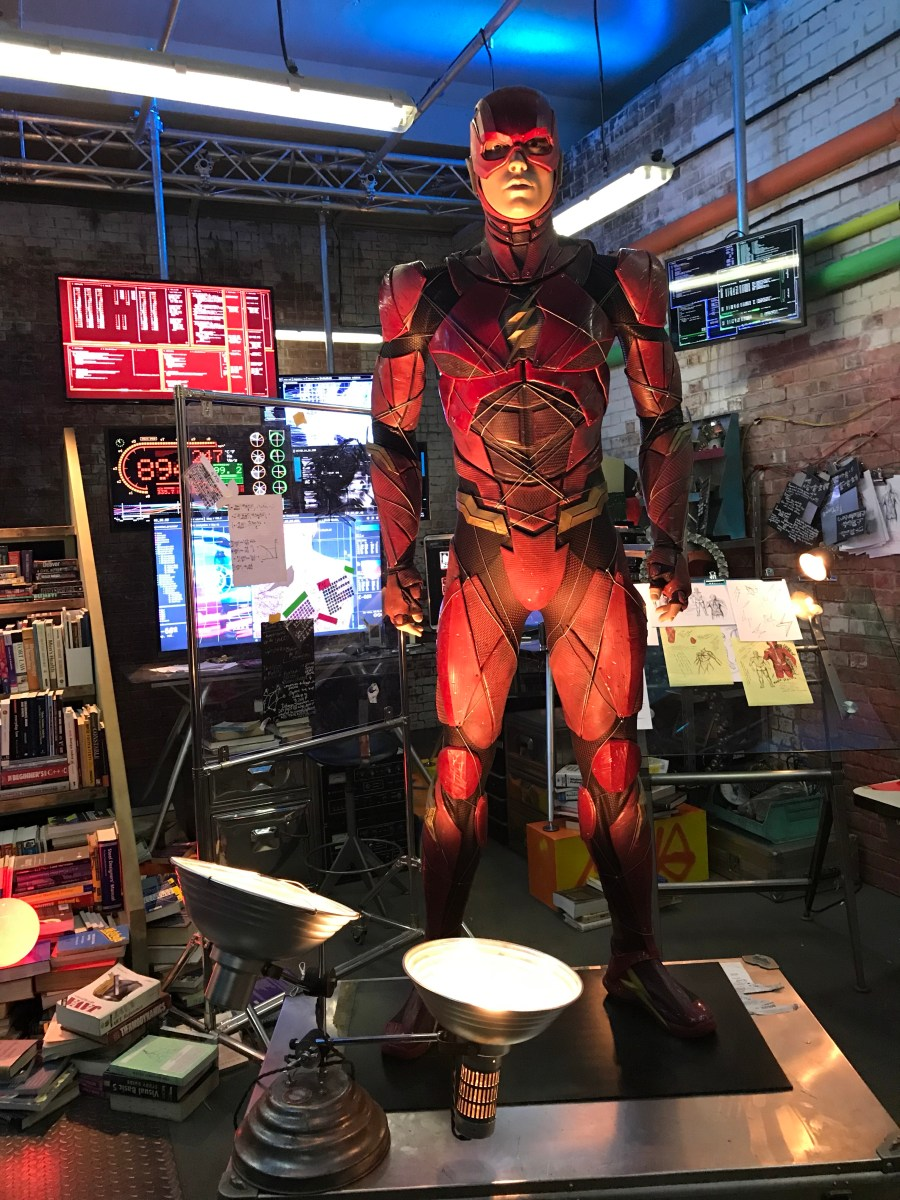 The Justice League Experience, London - The Flash
