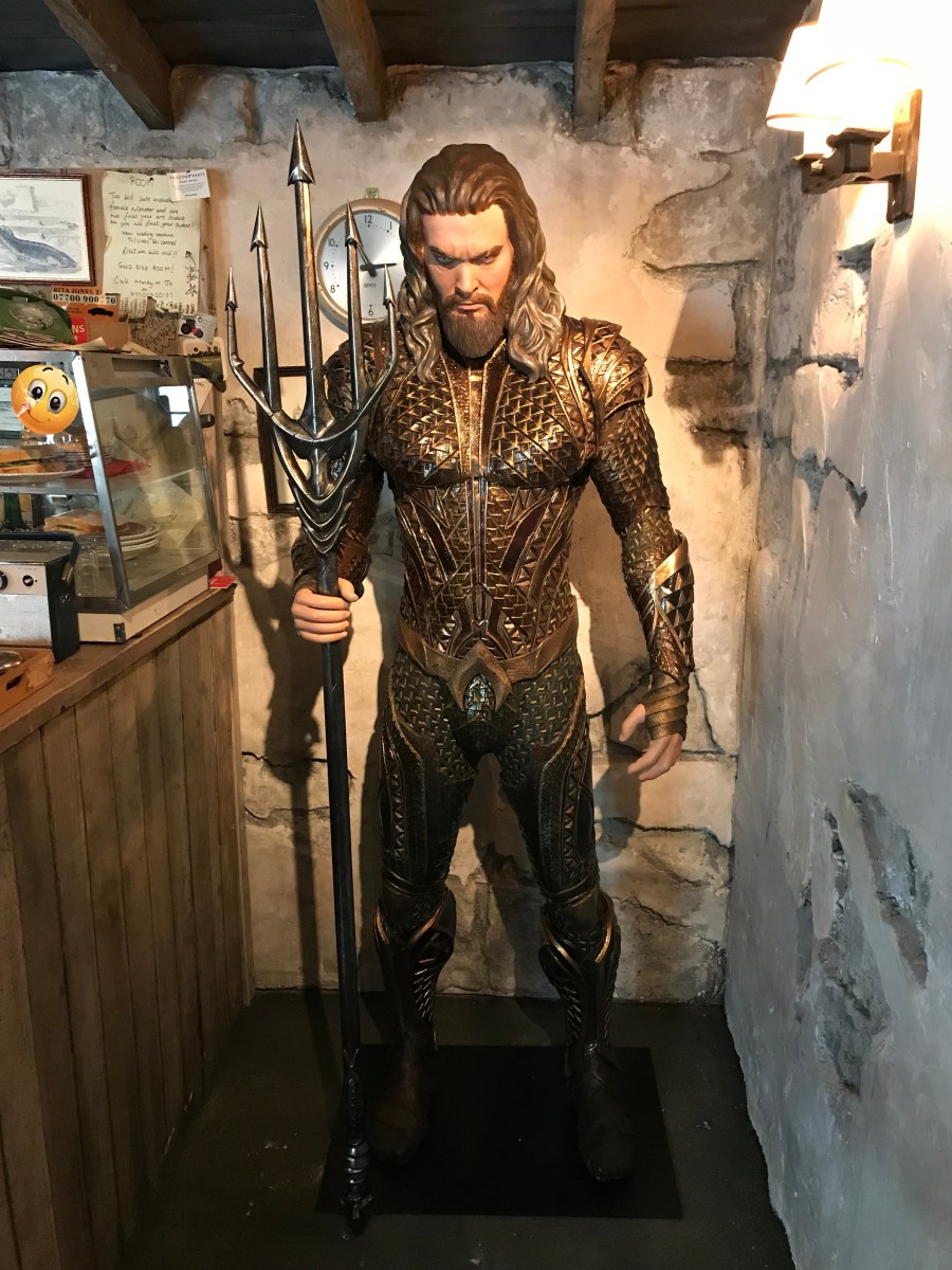 The Justice League Experience, London - Aquaman