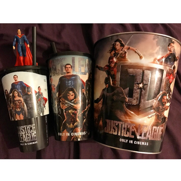 Justice League Cinema Merchandise - Superman