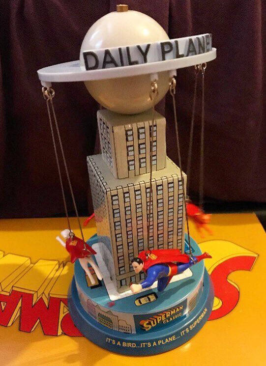 Classic Superman Carousels – Daily Planet