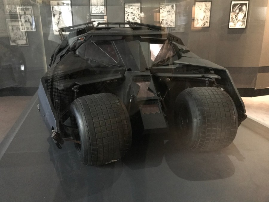 Batmobile from The Dark Knight