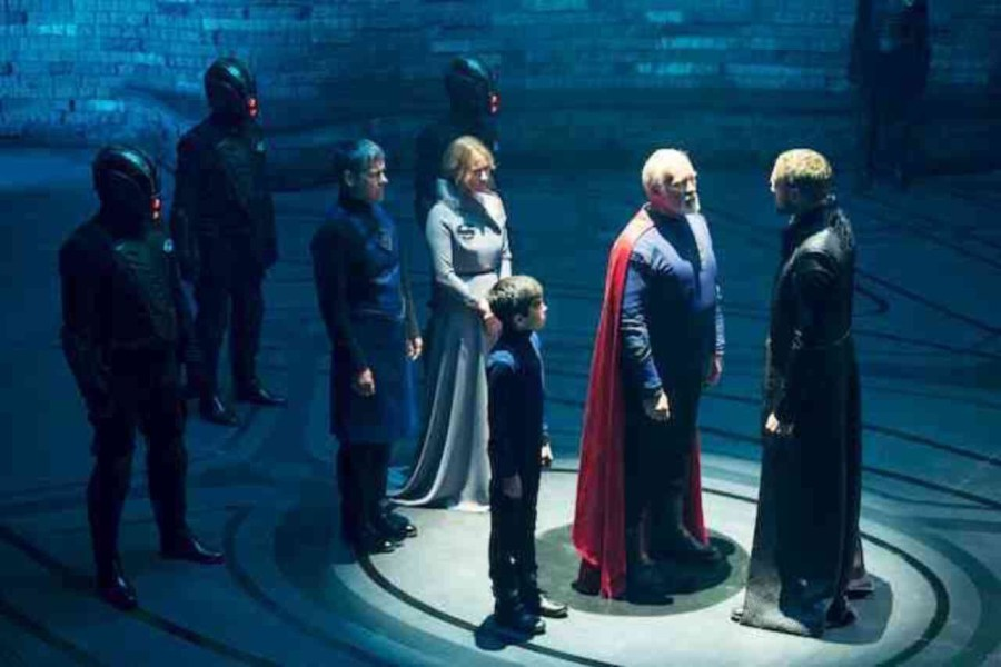 Krypton tv series s1 e1 review