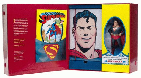 Superman Unboxing Collector Set