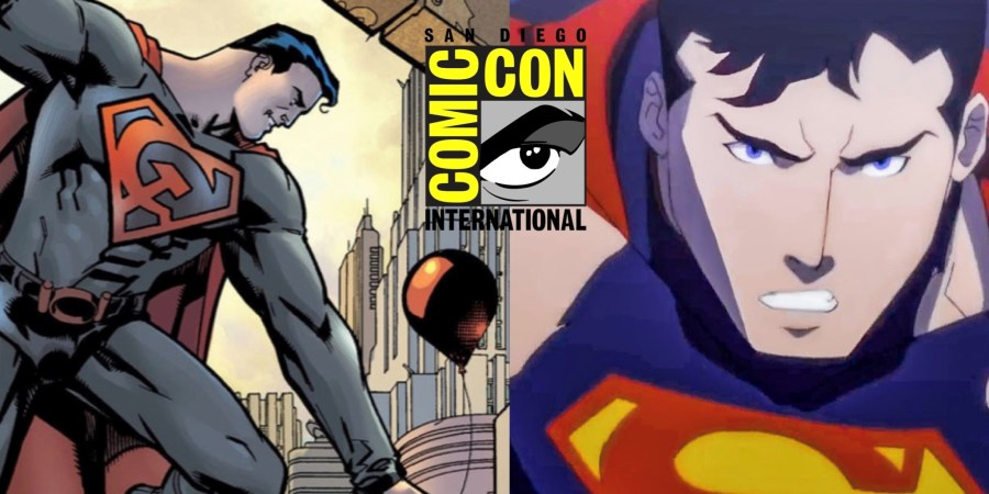 Dc Announce Two Superman Animated Movies For 2020 The Aspiring Kryptonian
