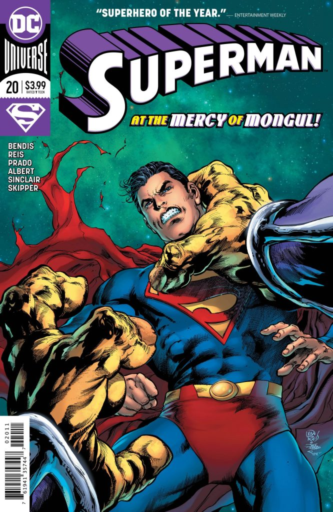 Superman #20 Review
