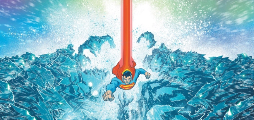 Superman: Endless Winter #1 Review