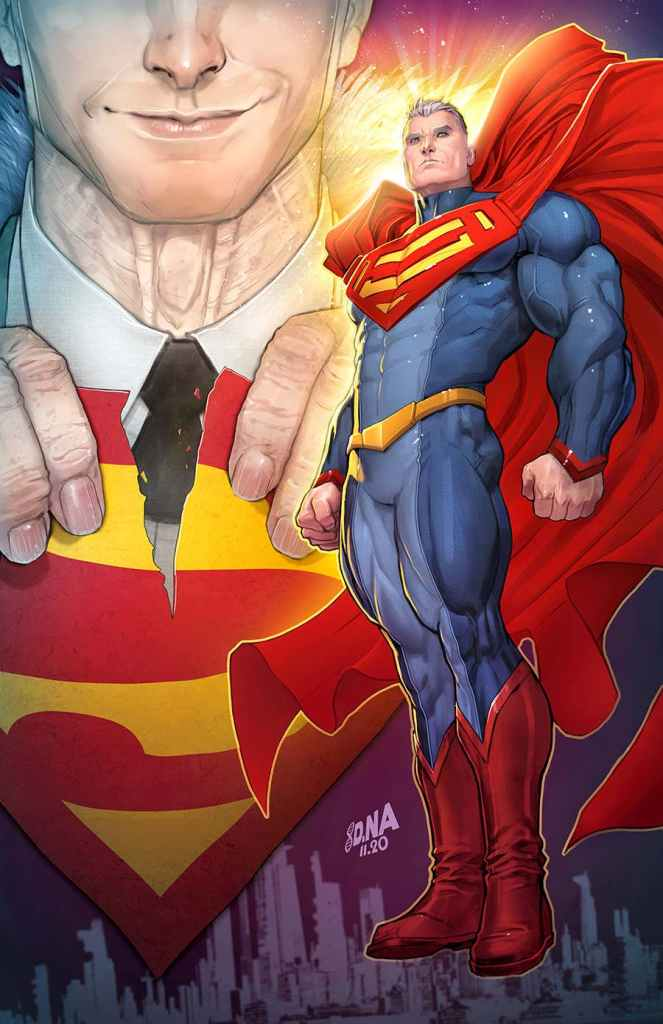 Future State: Superman Vs Imperious Lex #3 Review | The Aspiring Kryptonian