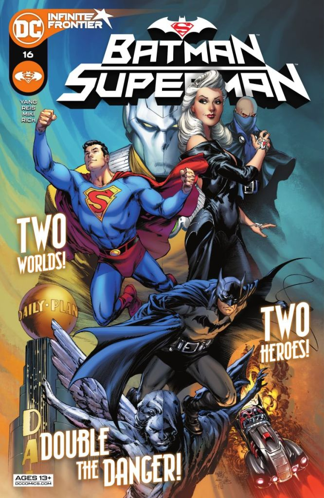 Batman/Superman #16 Review | The Aspiring Kryptonian
