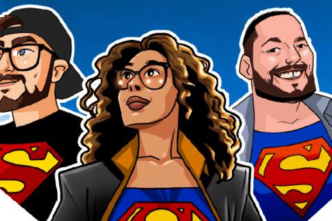 The Aspiring Kryptonians Podcast