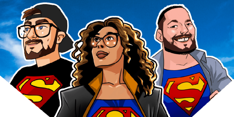 The Aspiring Kryptonians Podcast