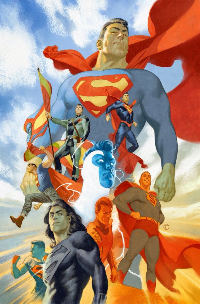 Action Comics #1033 Review   The Aspiring Kryptonian