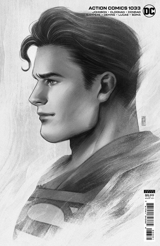 Action Comics#1033 Review   The Aspiring Kryptonian