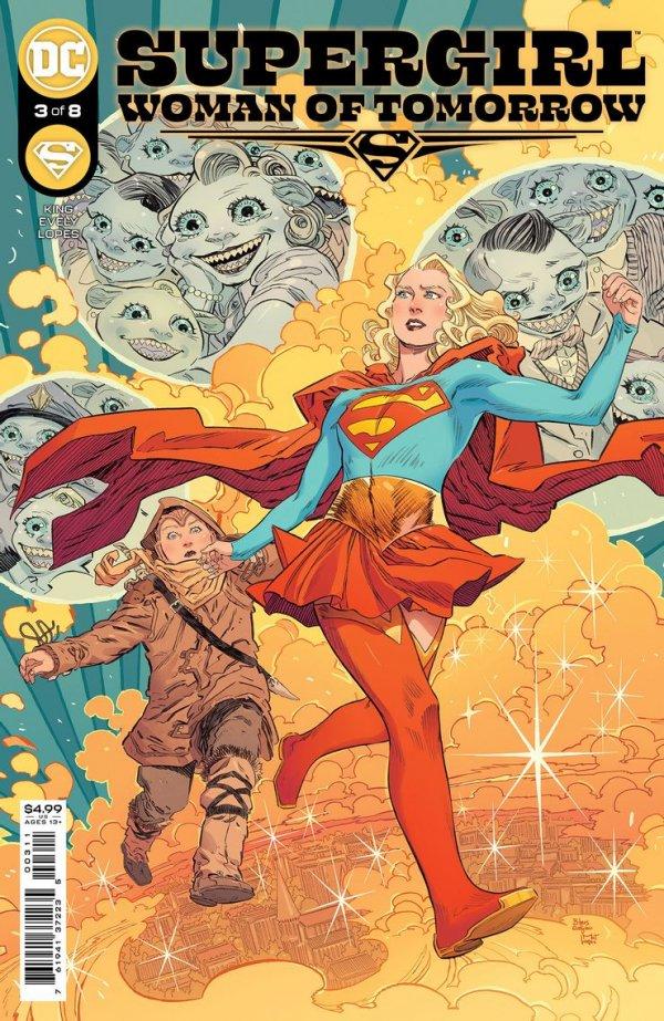 Supergirl: Woman Of Tomorrow #3 Review | The Aspiring Kryptonian