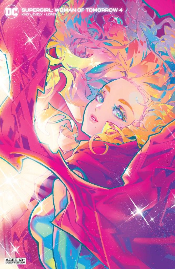Supergirl: Woman Of Tomorrow #4 Review | The Aspiring Kryptonian