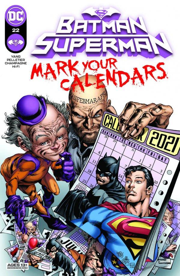 Batman/Superman #22 Review | The Aspiring Kryptonian