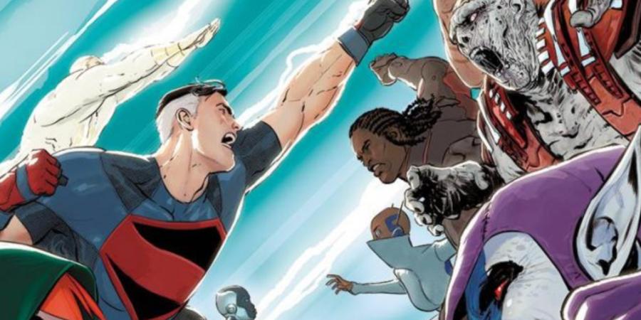 Superman & The Authority #4