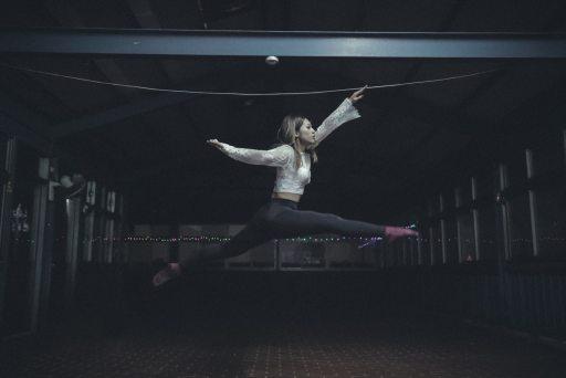 Progress, movement, jump