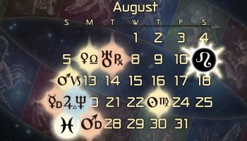 August 2019 Astrology Forecast: Leo and Virgo Stelliums