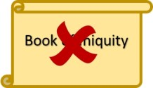 Book of Iniquity x