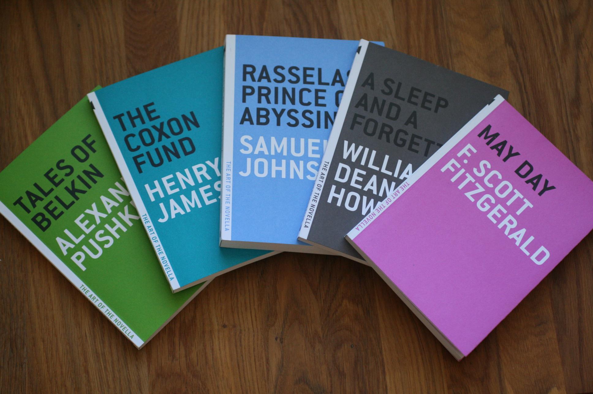 Art of the Novella