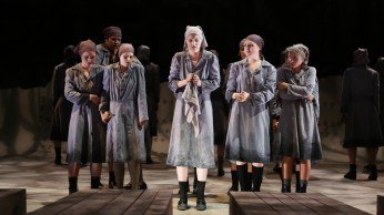 Skidmore Theater: Who Will Carry the Word