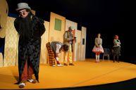 Mandragola - die Liebeswurzel. Bearbeitung von Wolfgang Schukraft nach dem Stück von Niccolò Machiavelli. Foto: Suse Schukraft