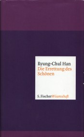 Byung-Chul Hand, Errettung des Schönen Titelbild.jpg