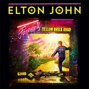 Elton John Tour 2022 USA