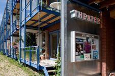 Entree Theater Vrijburcht