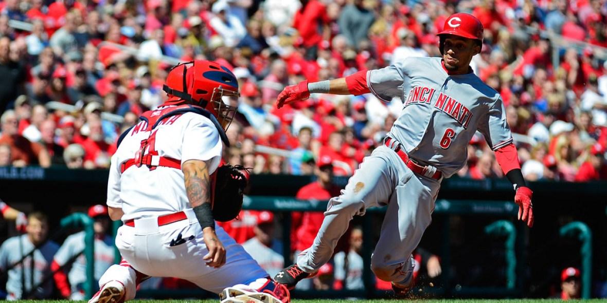 Cincinnati Reds v St. Louis Cardinals