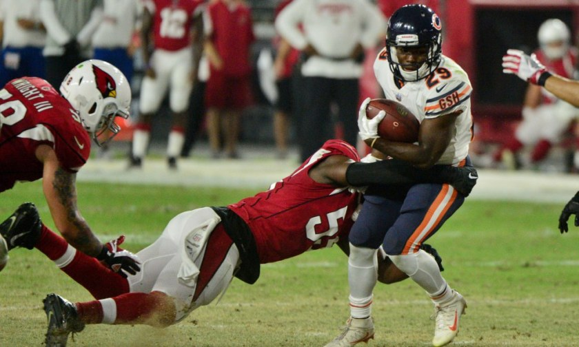 NFL: Chicago Bears at Arizona Cardinals
